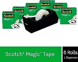 Best scotch tape for dispenser Reviews
