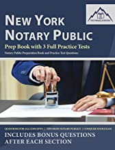 New York Notary Public: Prep Book with 3 Full Practice Tests (English Edition)
