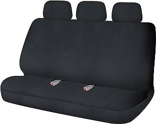 2005-2010 compatibili con sedili con airbag con Fori per i poggiatesta e bracciolo Laterale Coprisedili Anteriori Neri 147 Versione