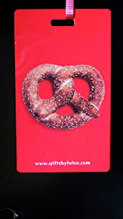 Legend of the Pretzel Ornament and Story Card Christmas Ornament