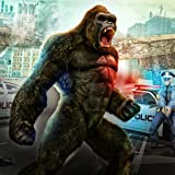 Monster Gorilla Rampage Apes Simulator: City Smasher and Giant Master 2020