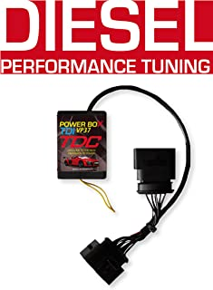 Power Box VP37 Diesel Chip Tuning Performance Module Tuningchip for VW Volkswagen New Beetle 1.9 TDI 66 KW / 90 PS / 285 NM - Plug and Drive