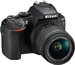Nikon D5600 + AF-P DX 18-55mm VR + 8GB SD Juego de cámara