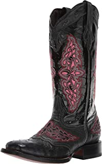 حذاء Lucchese Bootmaker للنساء Amberlyn Western