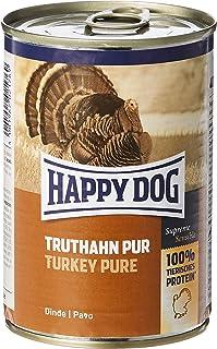 Happy Dog Turkey Pur Dog wet Food 400gm