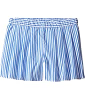 Polo Ralph Lauren Kids - Yarn-Dyed Bengal Stripe Shorts (Little Kids)