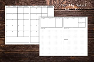 dutch door notebook