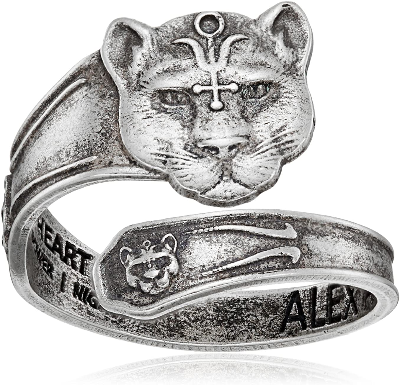 Alex and Ani Spoon Our shop most popular Wild Sterling Ri Heart Silver Spring new work
