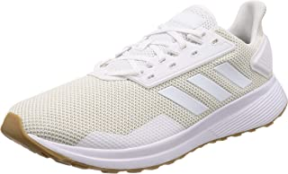 Adidas DURAMO 9, Men's Road Running Shoes, White (Ftwr White/Ftwr White/Ftwr White), 8 UK (42 EU)