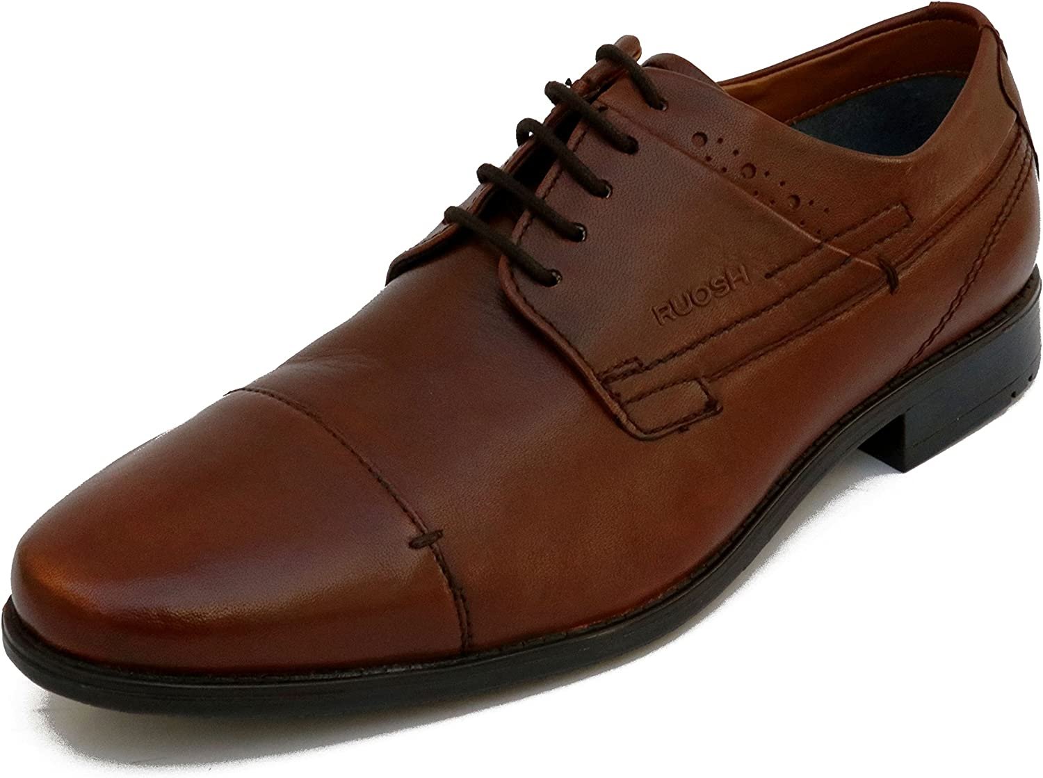 Ruosh Men's Tan Formal shoes-9 UK India (43 EU)(SS18-Nashford-01A)