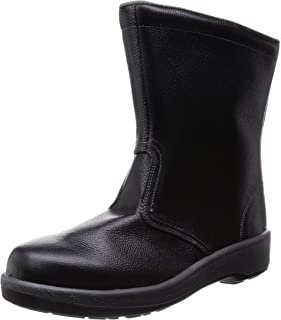 [シモン] 安全靴 半長靴 7544 メンズ