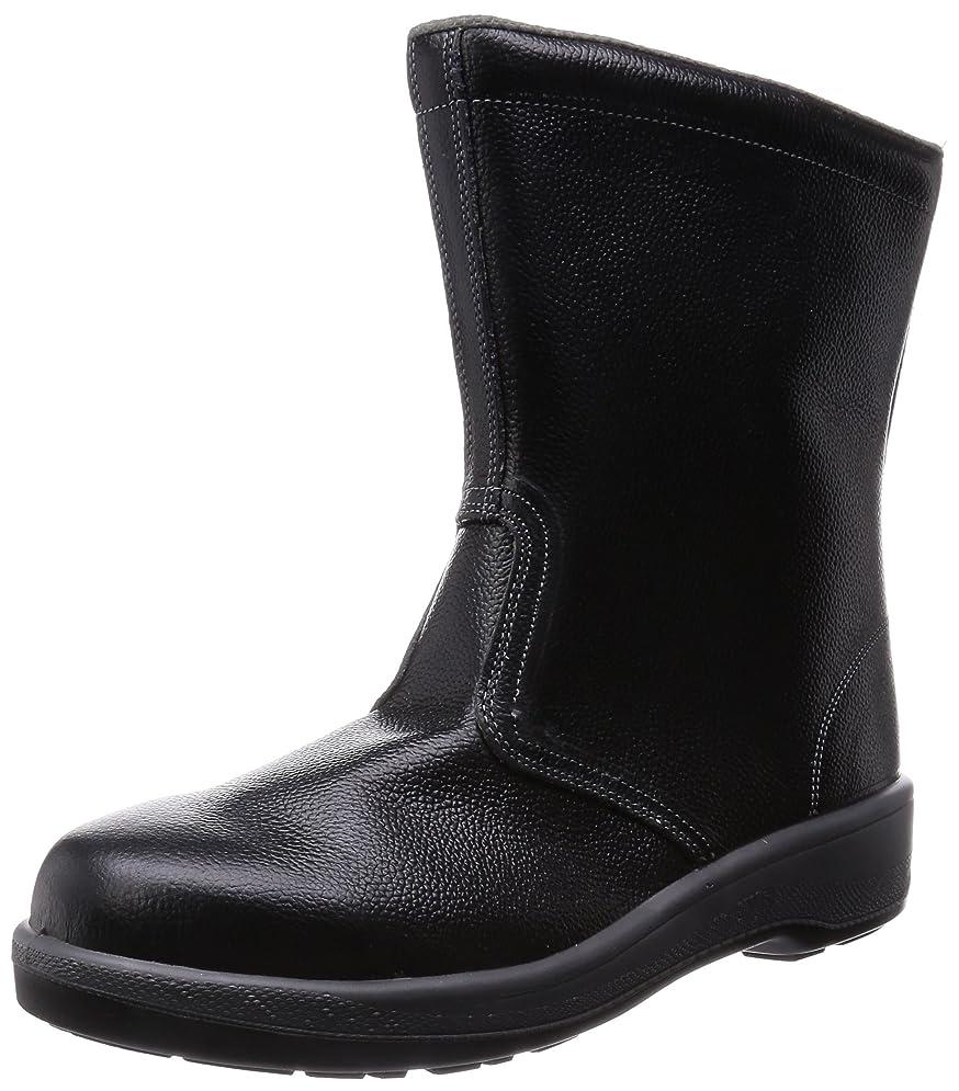 打撃開発するセラフ安全靴 半長靴 7544 メンズ