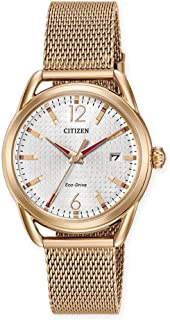 Citizen Watches FE6083-72A Drive Rose Gold Tone One Size