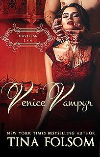Venice Vampyr (Novellas 1 - 4)
