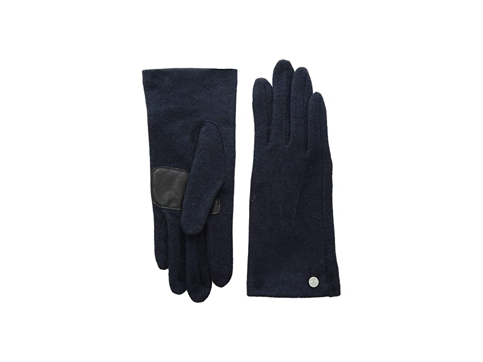 Echo Design Classic Gloves (Echo Navy) Extreme Cold Weather Gloves