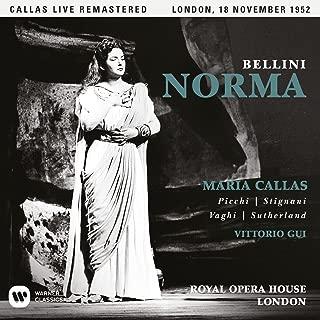 Bellini: Norma (1952 - London) - Callas Live Remastered