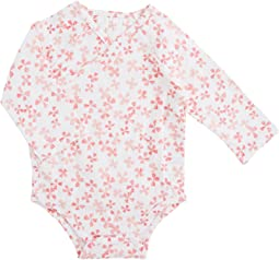aden + anais - Long Sleeve Kimono Body Suit (Infant)