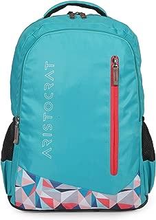 Aristocrat 34 Ltrs Green Casual Backpack (SBWEG1TUR)