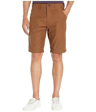 Volcom Riser Shorts (Bison) Men