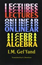 Best linear algebra lectures Reviews