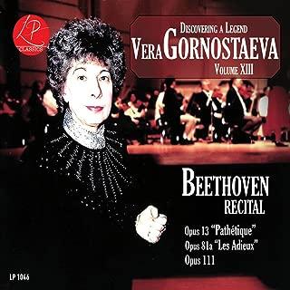 Discovering a Legend Xiii: Beethoven Piano Recital