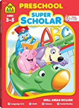 Preschool Super Scholar: Grade P