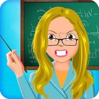 Nutty Mad Teacher - Crazy School Madness