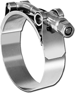 13//16 to 1-3//4 Pack of 4 Pro Tie 33525 SAE Size 20 Heavy Duty All Stainless Hose Clamp