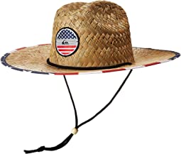 Outsider America Straw Lifeguard Hat