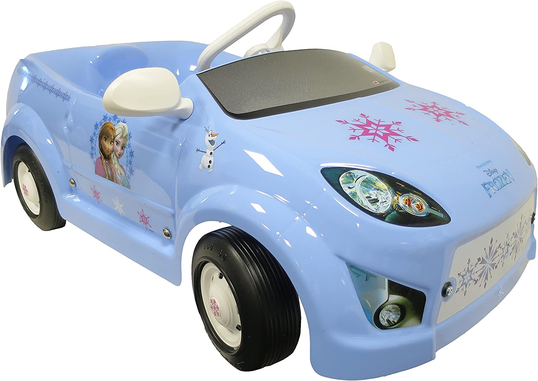TT Italia 62187-LB-00 DISNEY FROZEN Light bluee Ped Pedal Car