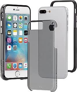 Case-Mate Naked Tough Case iPhone 7/6s/6 Plus Smoke, CM034754X (7/6s/6 Plus Smoke)