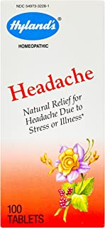Sponsored Ad - Hyland's Headache Tablets, 100 Tablets