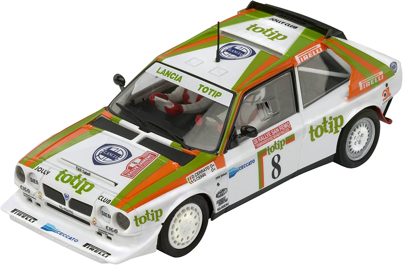 Educa Borrás 'Scalextric – Lancia Delta S4 Auto Slot Rally San Remo 1986   Totip (a10153s300) B00J7R3DII Praktisch und wirtschaftlich    Wirtschaft