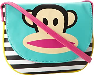 FAB Starpoint Big Girls' Paul Frank Kids Flap Crossbody