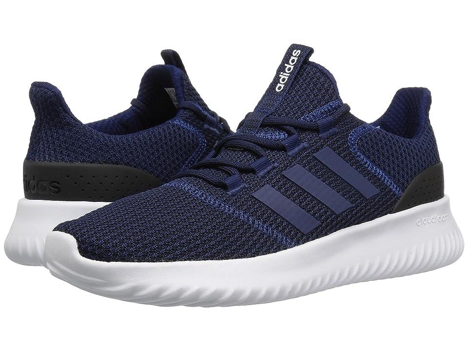 adidas Cloudfoam Ultimate (Dark Blue/Dark Blue/Black) Men