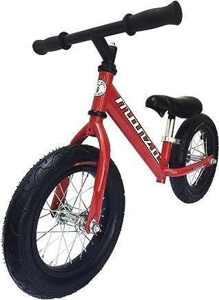 """Balance Bike MONZÓ, 12"""", Red"""