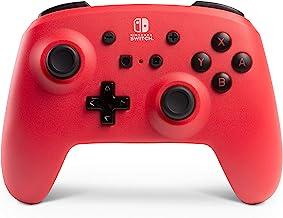 Controle Powera Enhanced Wireless Red - Switch