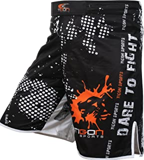 Classic MMA Cage Fight Mixed Martial Arts Shorts Tigon