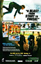 Lords of Dogtown: Z-Boys Skateboard: Great DVD Release Original Photo Print Ad!