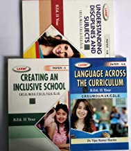 Creating an Inclusive School, Understanding Disciplines and Subjects, Language Across the Curriculum in English Medium