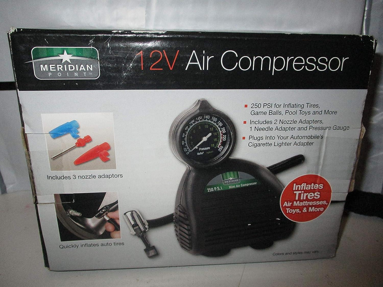 Portable 12 Volt Luxury Mini Air Includes Compressor Colorado Springs Mall Adapters Nozzle