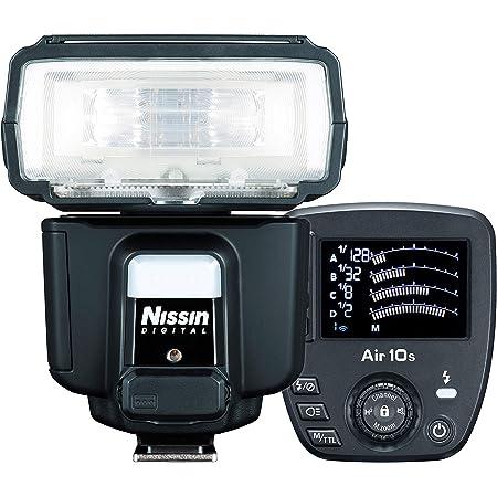 Nissin Flash Kit I60a Blitzgerät Inkl Commander Air Kamera
