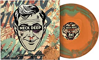 Rain in July / A History of Bad Decisions (Limited Edition Green and Orange Smash Colored Vinyl)