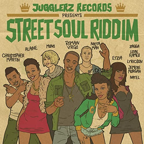 Street Soul Riddim Selection by Various artists on Amazon