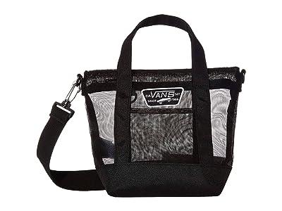 Vans Two Timing Tote (Iridescent/Black) Handbags