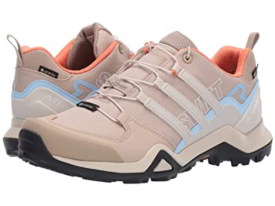 adidas Outdoor Terrex Swift R2 GTX(r) (Trace Khaki/Clear Brown/Glow Blue) Women