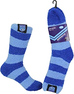 NRL Women's Bed Socks, NSW State of Origin