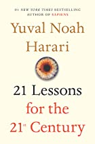Cover image of 21 Lessons for the 21st Century by Yuval Noah Harari