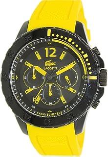 Lacoste Men's Fidji Yellow/Black One Size