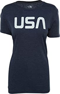 8fc4888a5d9c North Face Ic Dome Fill Tri-blend Tee Womens Style   A3ibg